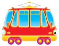 电车 免版税库存图片
