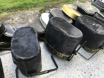 电饭锅 免版税库存照片