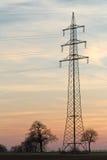 电ger pfalz定向塔结构树 免版税图库摄影