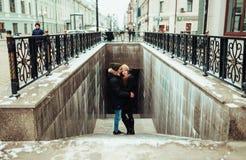 男人和妇女 免版税图库摄影