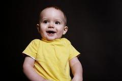 男婴 免版税图库摄影