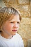 男孩健康年轻人 免版税库存图片