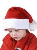 男孩圣诞节 免版税库存图片