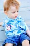 男孩婴儿 免版税库存图片