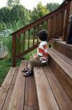 男孩小孩 免版税图库摄影