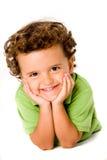 男孩年轻人 免版税库存图片