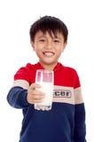 男孩微笑的年轻人 库存照片