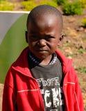 男孩,肯尼亚 库存照片