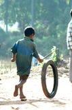 男孩 免版税图库摄影