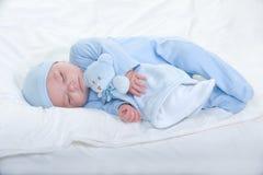 男婴 免版税库存图片