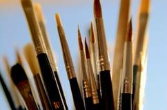 画家工具 免版税库存图片