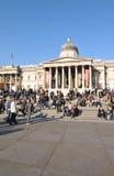 画廊伦敦国民 免版税库存照片