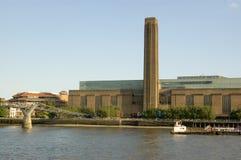 画廊伦敦现代tate 免版税库存图片