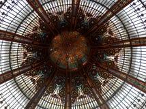 画廊奢侈给上釉的拉斐特的屋顶s 免版税库存图片