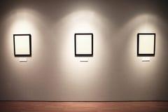 画廊照片 免版税图库摄影