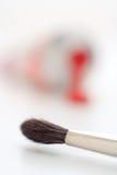 画笔技巧 免版税库存图片