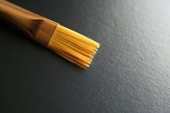 画笔绘画 免版税图库摄影