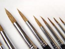 画笔 免版税库存图片