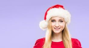 画象年轻,美好和愉快十几岁的女孩庆祝 库存照片