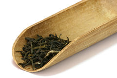 留下茶 免版税图库摄影