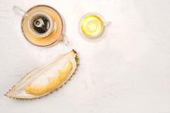 留连果是好越南热带水果很可口,甜和 免版税库存图片