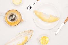 留连果是好越南热带水果很可口,甜和 免版税图库摄影