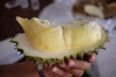 留连果,果子的国王在泰国 库存照片