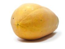 番木瓜,木瓜  免版税库存照片