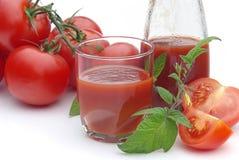 番茄汁07 库存照片