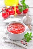 番茄酱 免版税图库摄影