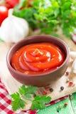 番茄酱 库存照片
