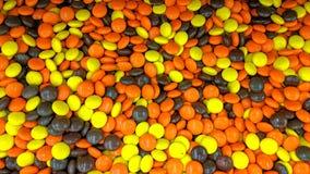 疏松色的糖果 免版税库存图片
