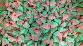 疏松色的糖果 免版税库存照片