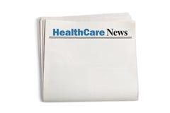 医疗保健新闻 库存照片