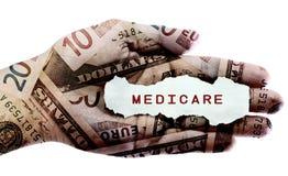 医疗保障 免版税库存图片