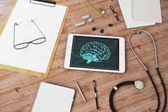 医疗创新概念 向量例证