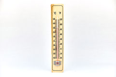 医疗温度计 库存图片