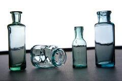 医疗瓶子 免版税库存图片