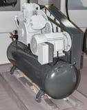 医疗空气压缩机 免版税库存图片