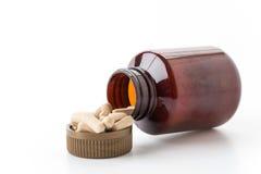 医疗药片,许多医学 库存图片