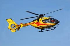 医疗直升机 免版税图库摄影
