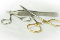 医疗仪器 免版税图库摄影