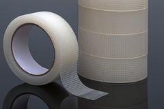 医疗黏附的磁带 免版税库存图片