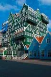 疯狂的旅馆 免版税库存图片