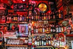 疯狂的酒吧 库存图片