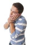 疼痛牙 库存照片
