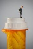 瘾药物 免版税库存照片