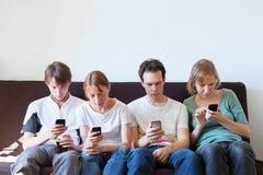 瘾被画的现有量例证互联网向量白色 库存图片