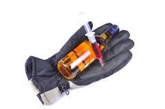 瘾避免药物 免版税库存照片