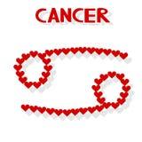 癌症 向量例证